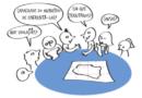 Fases de um diagnóstico municipal