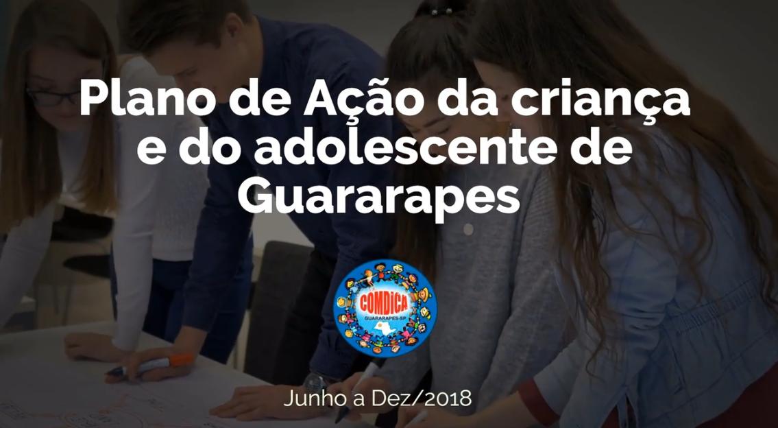 Capa Video Diagnostico Guararapes